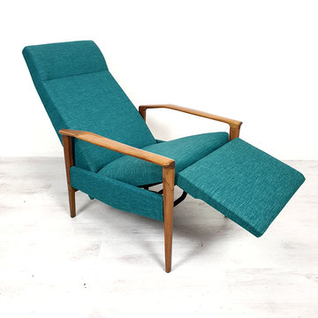 Vintage relaxfauteuil