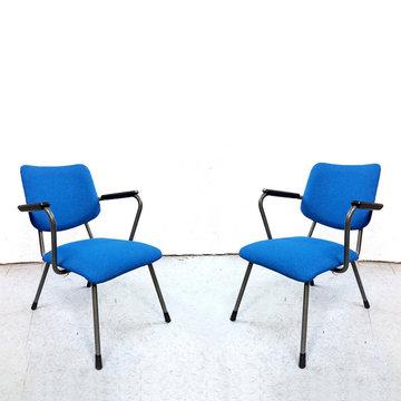 Twee Gispen fauteuiltjes