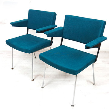Gispen stoelen, André Cordemeyer