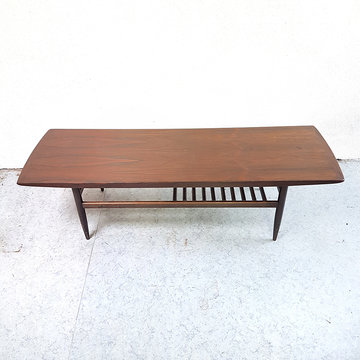 Grote vintage salontafel