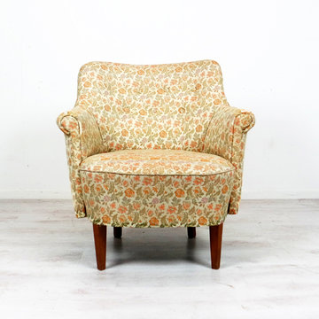 Bloemen fauteuiltje