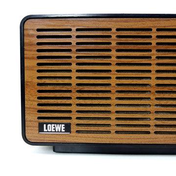 Vintage radio, Loewe