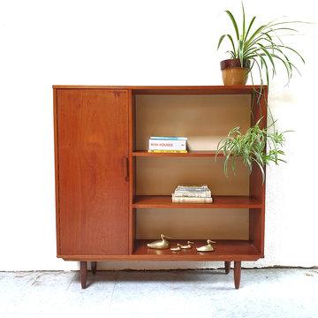 Vintage boekenkastje