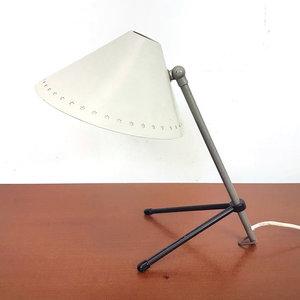 Witte Pinocchio lamp, H. Busquet voor Hala