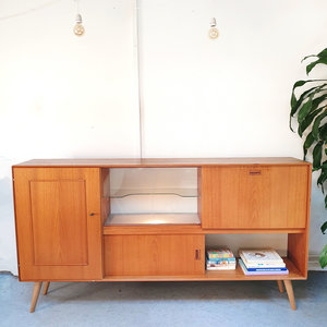 Vintage wandkast, made in Sweden