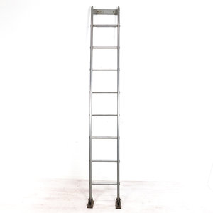 Metalen ladder van Wienese ladders Utrecht