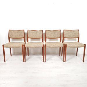 Deense stoelen, Niels O. Møller