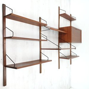 Royal System wandsysteem design Poul Cadovius