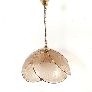 Vintage hanglamp groot